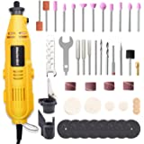 MasterSkil Rotary Tool Kit Grinder Polisher Knife Chainsaw Sharpener Multi Acces