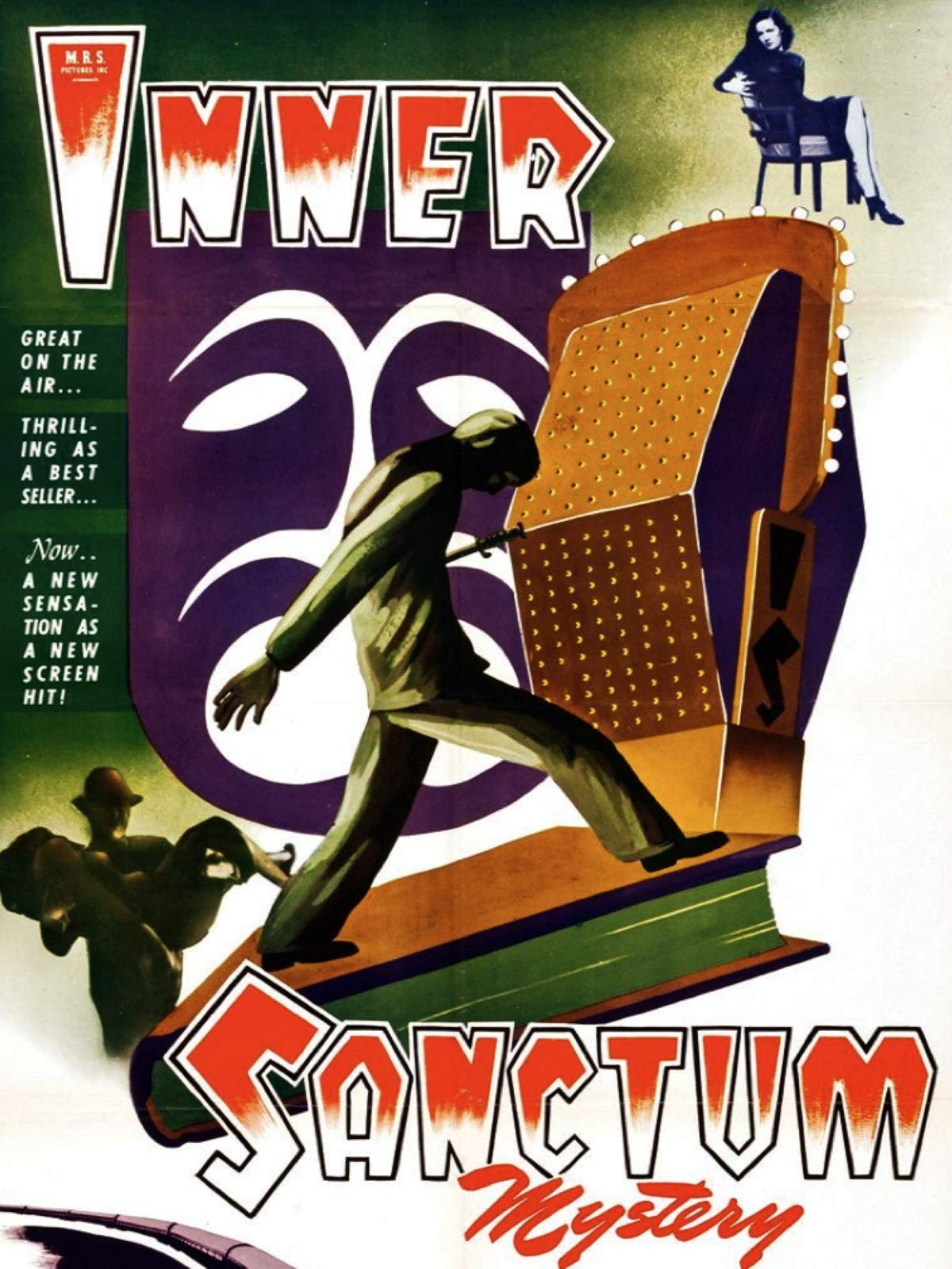 Inner Sanctum on Amazon Prime Video UK