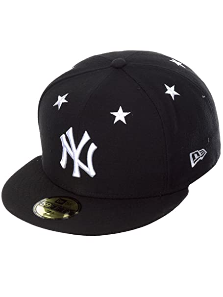 quality design 7aef0 ea852 New Era 59FIFTY Star Crown New York Yankees Fitted Cap - 7 1 2 (