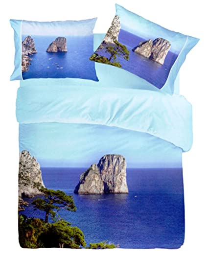 Dolce Casa Biancheria.Dolcecasabiancheria Pierre Cardin Capri Night Digital Double