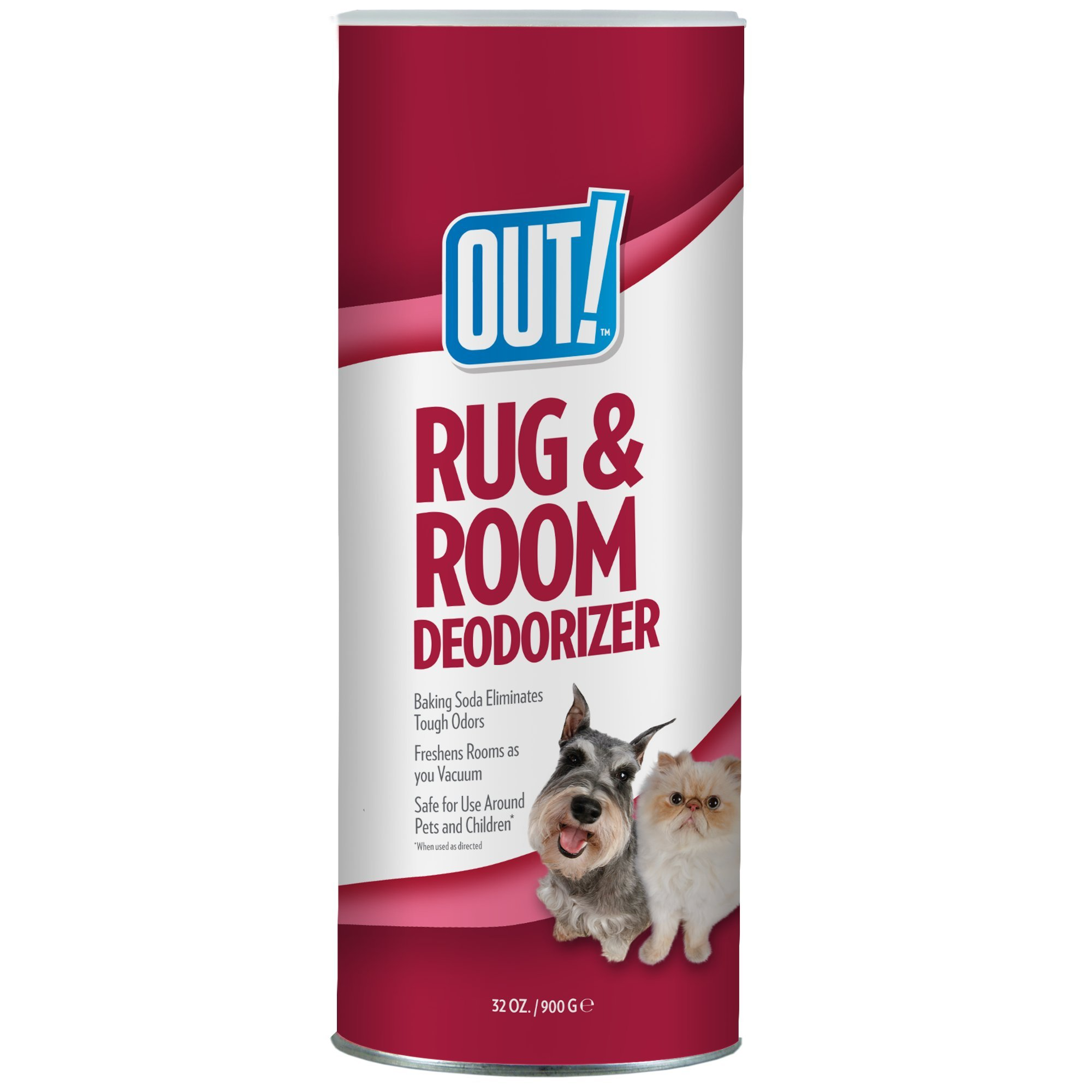 Out! Rug and Room Deodorizer Carpet Powder, 32-Ounce