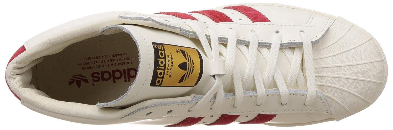 arrives shopping order adidas Originals Pro Model Vintage DLX Sneaker White B35248 ...