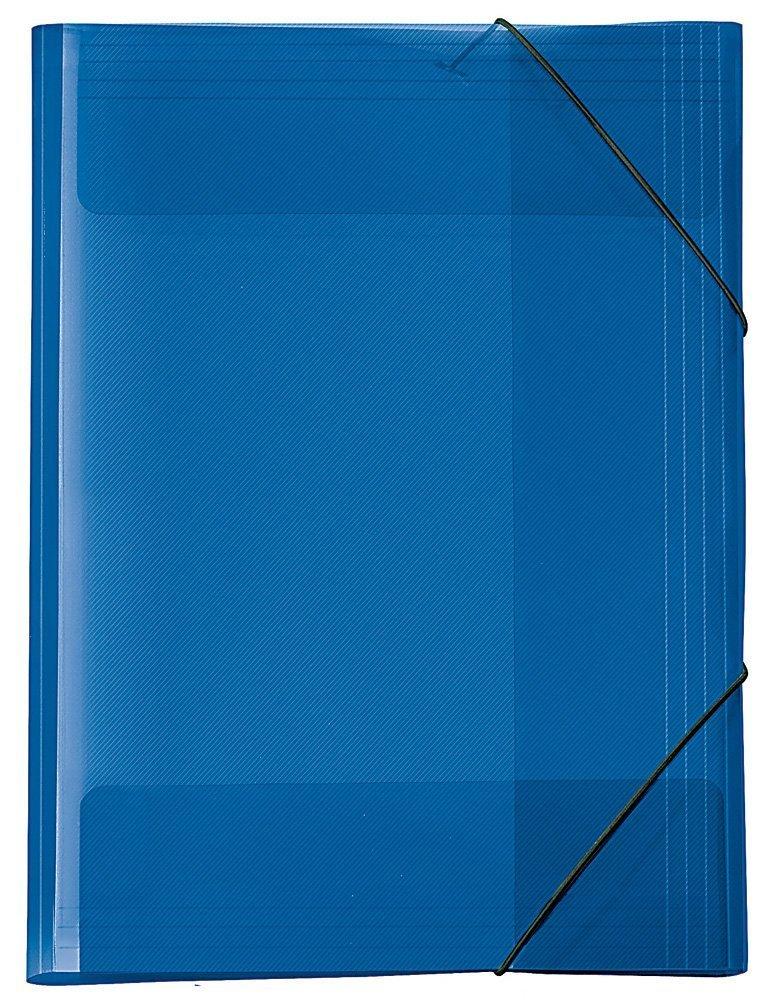 Veloflex - Cartelletta per fogli formato A3, colore: Trasparente 4432290 213263
