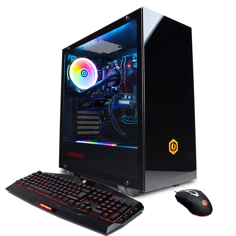 CYBERPOWERPC Gamer Supreme Liquid Cool SLC10200CPG Gaming PC (Intel  i9-9900K 3.6GHz, 16GB DDR4, NVIDIA GeForce RTX 2070 8GB, 1TB SSD, WiFi    Win 10 Home) ... 5364b52208dd