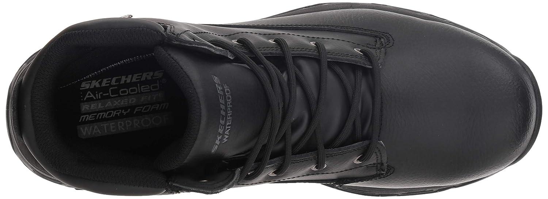 45105e3ac6a43 Amazon.com: Skechers Men's Morson-Sinatro Hiking Boot: Shoes
