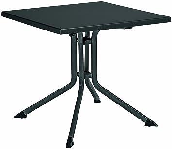 Kettler 0307018-7000 Table Pliante Aluminium-Kettalux 80 x ...