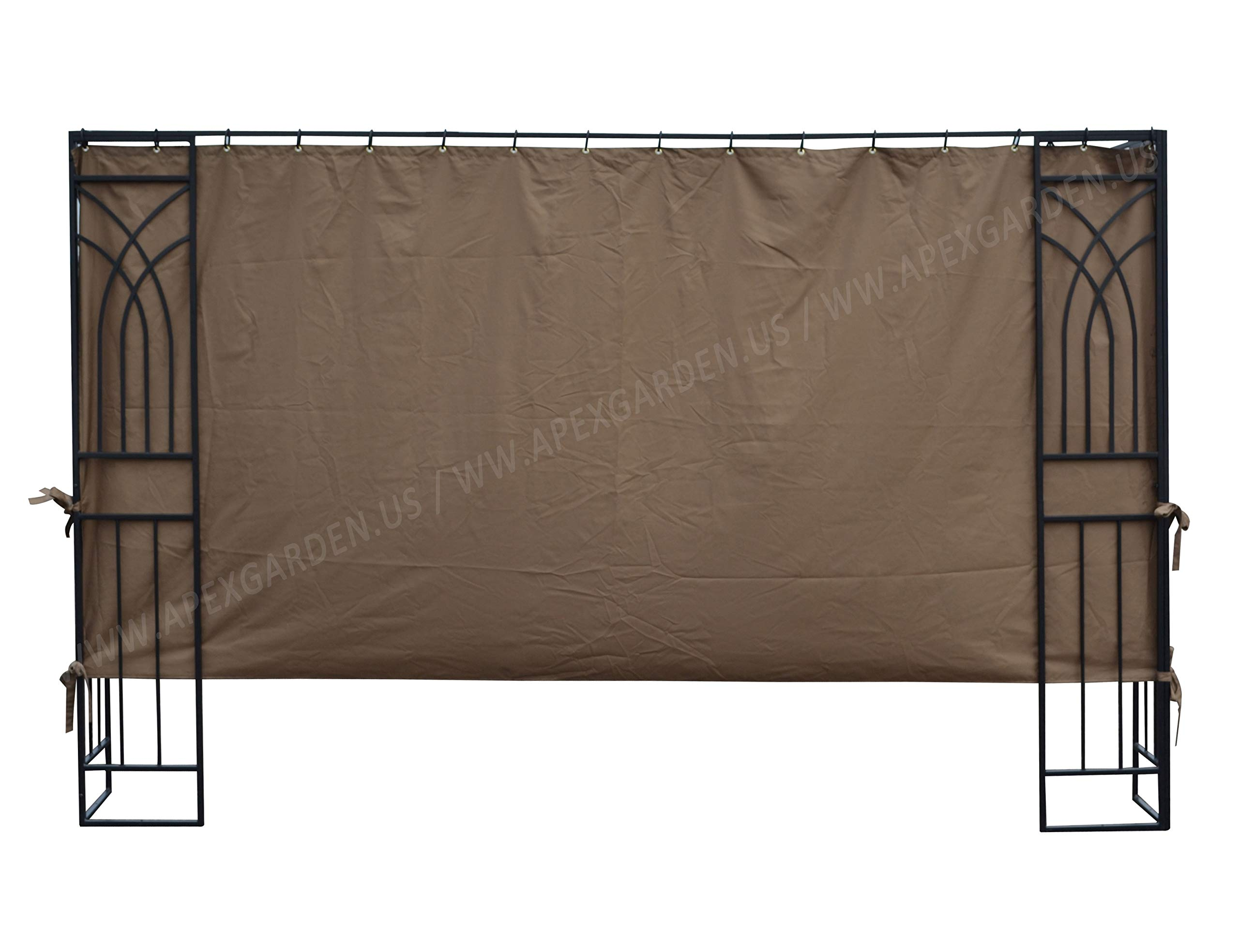 APEX GARDEN 10 ft Privacy Panel (Side Wall Panel Only)
