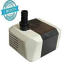 GLUN Submersible Pump for Desert Air Cooler, Aquarium, Fountains, 18W, 1.6 m
