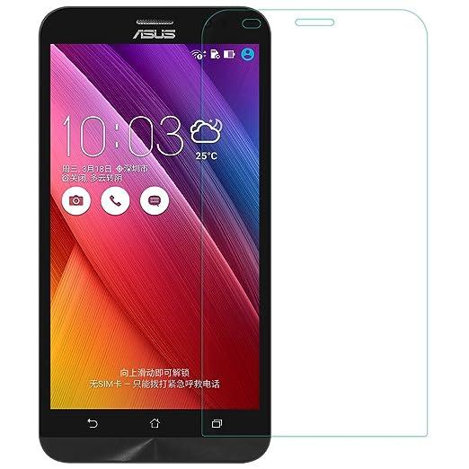 36 opinioni per MYLB Durezza 9H vetro temperato Protezione libera dello schermo per Asus Zenfone