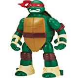 "Teenage Mutant Ninja Turtles Micro Mutants 9.5"" Scale Raphael Figure Playset"