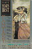 The Year's Best Fantasy: Second Annual Collection/1988 (Year's Best Fantasy and Horror)