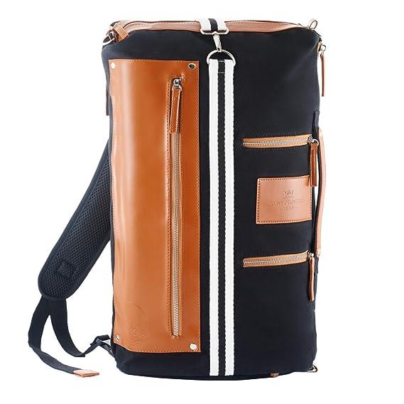 Saint Maniero Rucksack Damen Rucksack Herren Schulrucksack Mädchen Schulrucksack Jungen Laptop Backpack Tagesrucksack Daypack