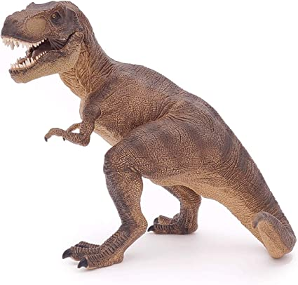 ANIMAL PLANET BY MOJO T REX WITH MOVING JAW KIDS TOY COLLECTABLE FIGURE **NEW**