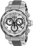 Invicta Men's Specialty Quartz Chronograph Silver Dial Watch 23977