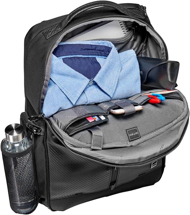 15 Laptop Gitzo Century Traveler Backpack for DSLR Camera Up to 3 Lenses