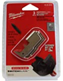 Milwaukee 48-25-5535 2-Inch Switchblade 3 Blade Replacement Kit