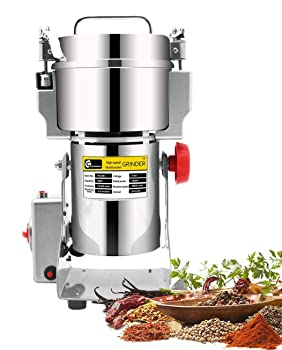 CGOLDENWALL 300g Electric high-Speed Grain Mill
