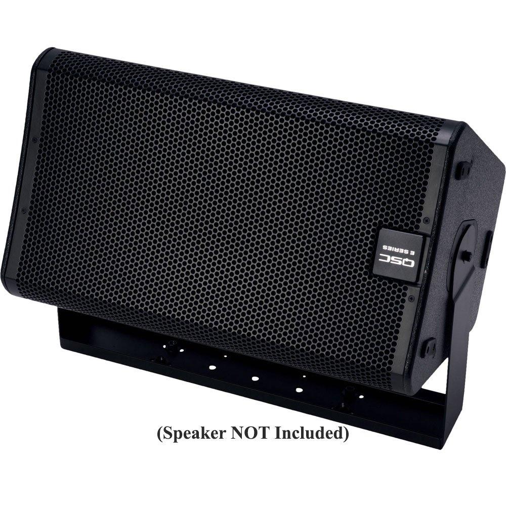 QSC E12YM-BK Powder Coated Steel Yoke Mount For E12 Loudspeaker, Black by QSC (Image #2)