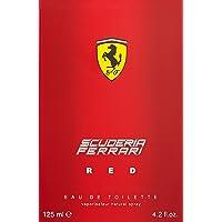 Ferrari Red Eau de Toilette Uomo, 125 ml