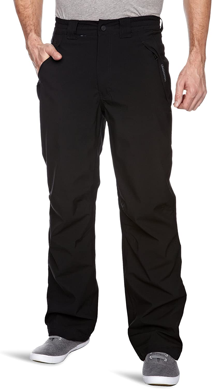 Craghoppers Mens Steall Stretch Waterproof Overtrousers