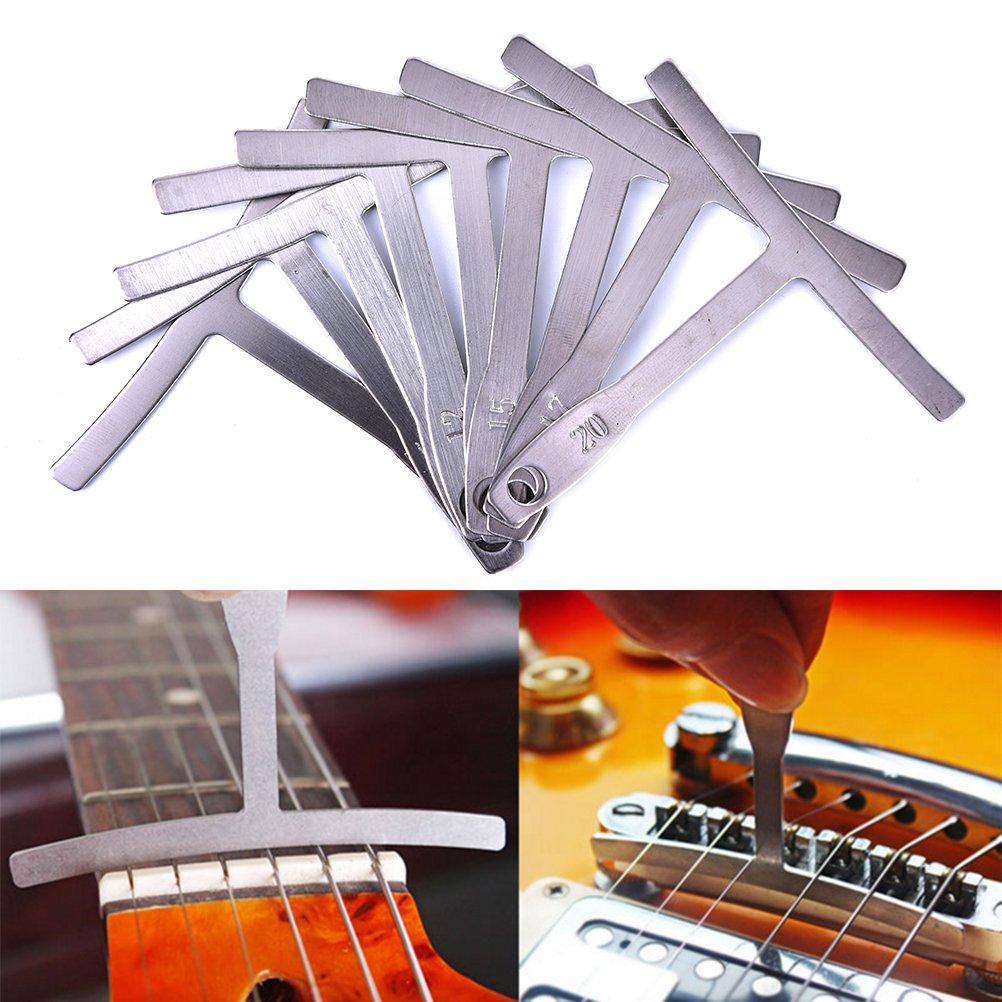 ... understring Radio Calibre, diapasón traste Protector Guardias, puente Pin Extractor para Guitarra Bass configuración: Amazon.es: Instrumentos musicales