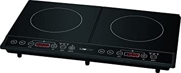 Clatronic DKI 3609 Tabletop Induction Black - hobs (Tabletop ...