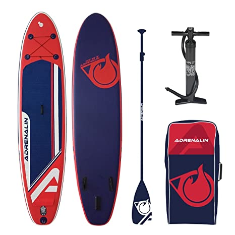 Stand Up Paddle Hinchable Adrenalin Explorer 10 8 (329 cm) Pack ...