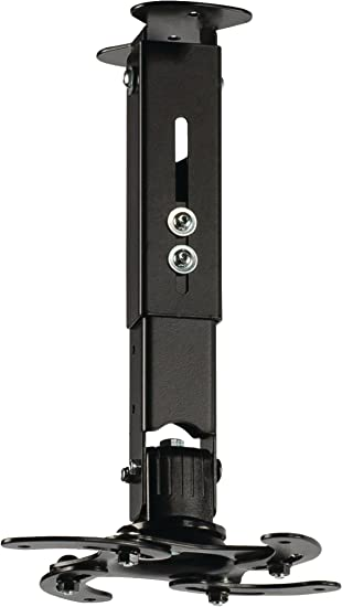 König KNM-PM20 - Soporte de Techo para proyector, Color Negro ...