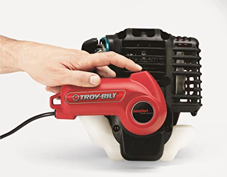 Troy-Bilt Corded Trimmer JumpStart: Amazon co uk: Garden & Outdoors