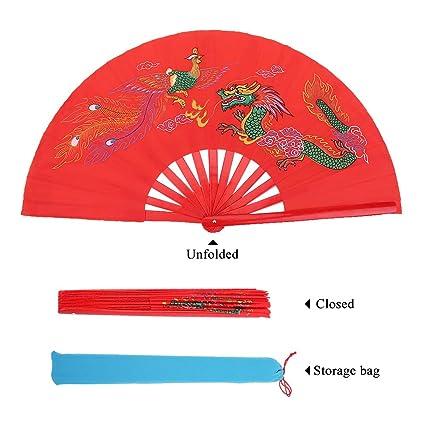 Amazon com: Kung Fu Fighting Fan Chinese Taichi Martial Arts Dance