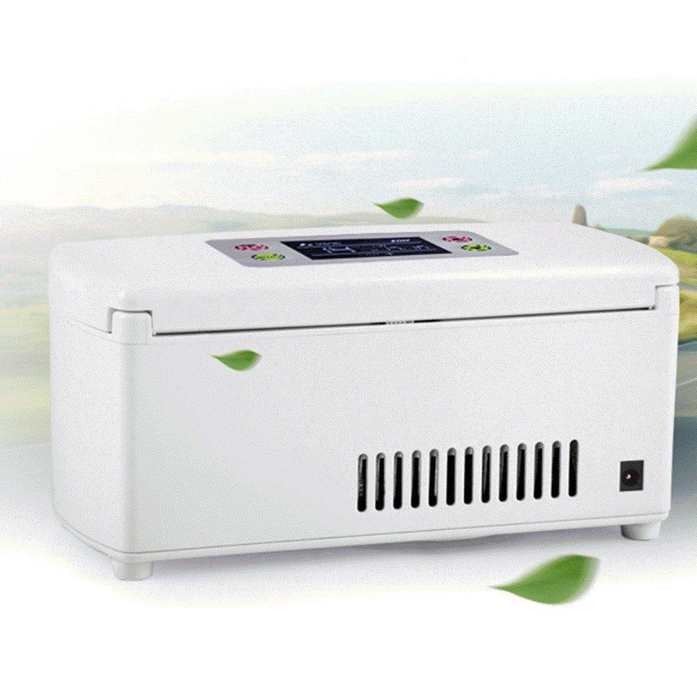 Finlon Portable Insulin Cooler Refrigerated Box / Travel Mini Drug Reefer / Car Small Refrigerator by Finlon (Image #5)