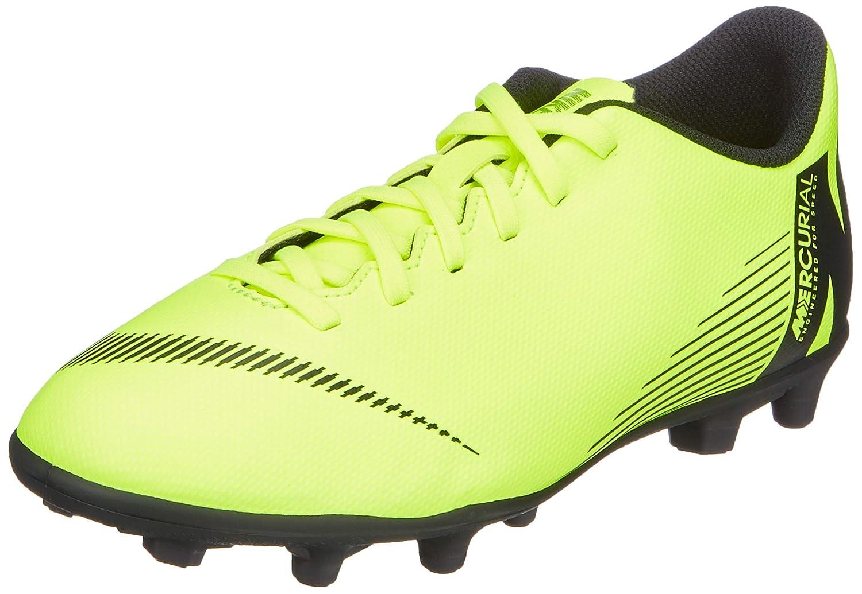 4291183eeb51 Amazon.com: Nike JR Mercurial Vapor 12 Club GS MG Soccer Cleat: Sports &  Outdoors