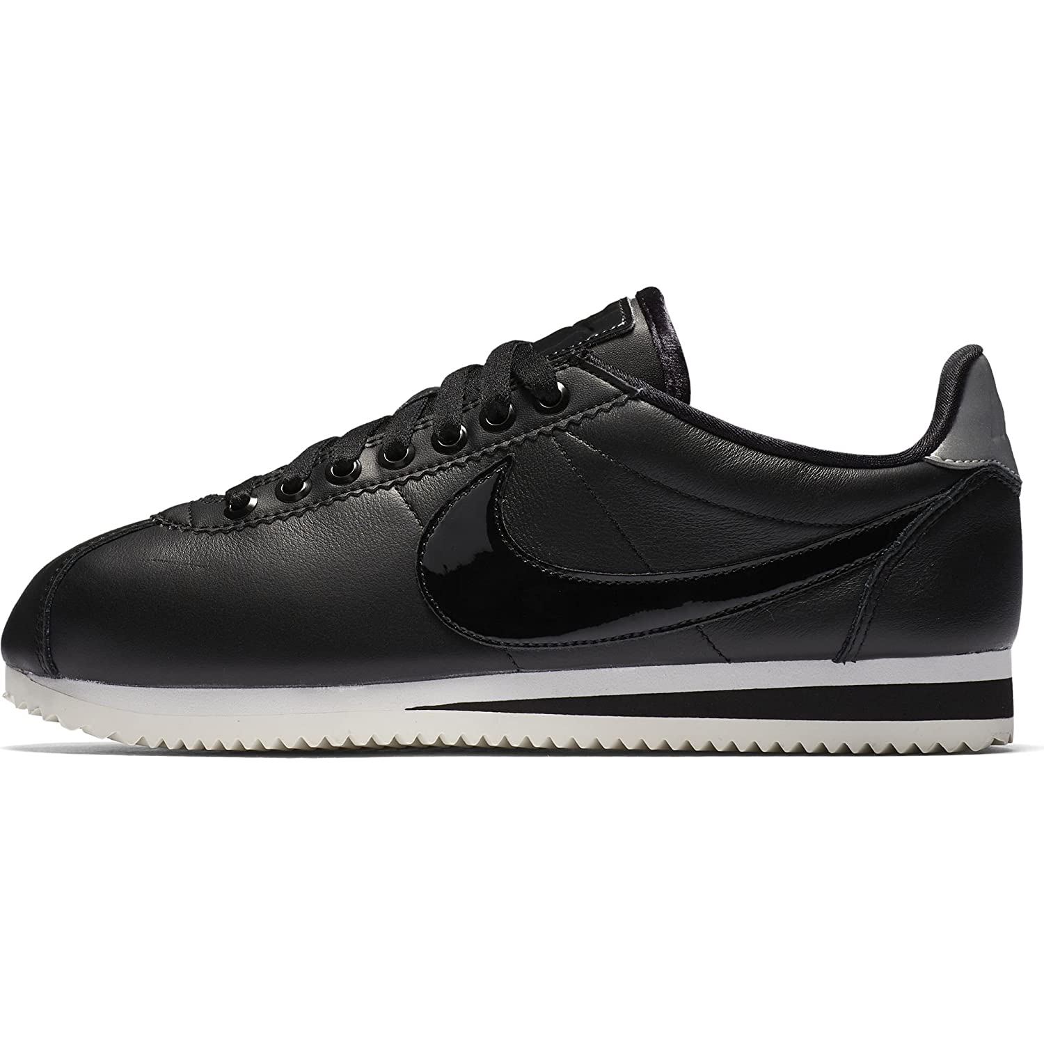 Amazon.com | NIKE Women's Classic Cortez Leather Casual Shoe | Fashion  Sneakers