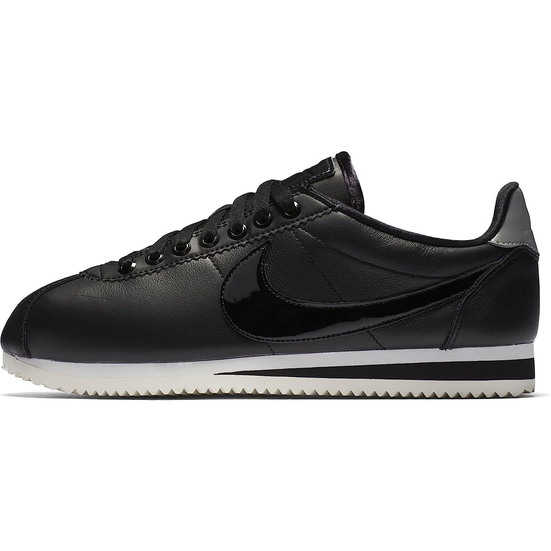 Nike NikeClassic Cortez Black White Casual Sport Shoes Women Shoes And Men Shoes 807471010 Copuon