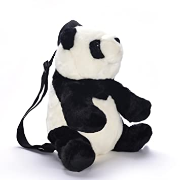 Amazon.com: Lazada Mum Panda Hold Baby Panda Stuffed Animal Plush Toy Dolls 12: Toys & Games