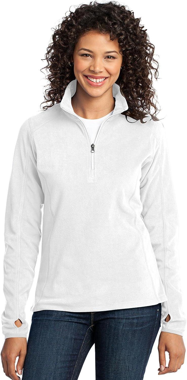 Hafen Authority Women'S Microfleece 1/2 Zip Pullover