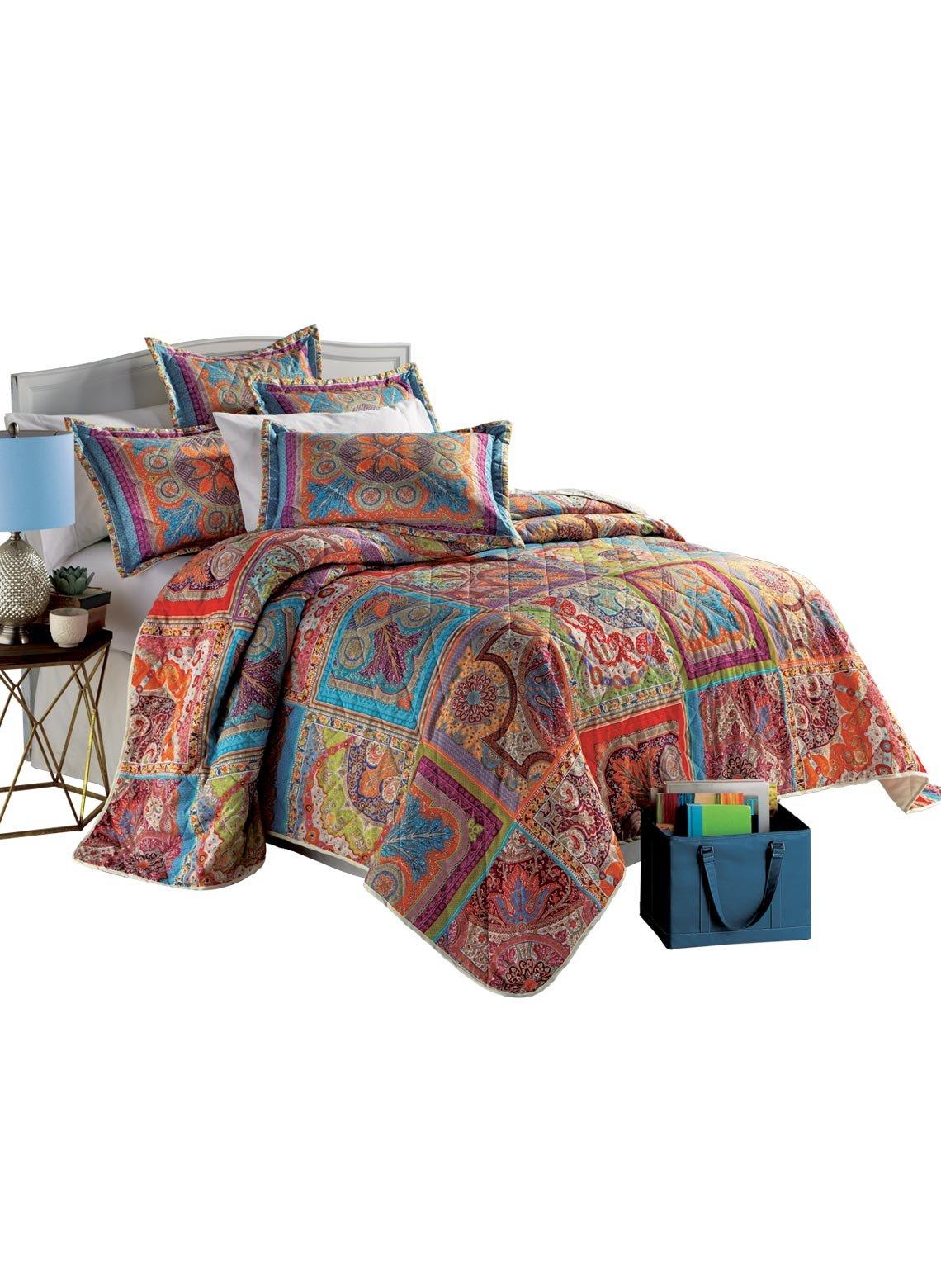 Carol Wright Gifts Cassandra Bedspread - Twin