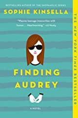 Finding Audrey Paperback