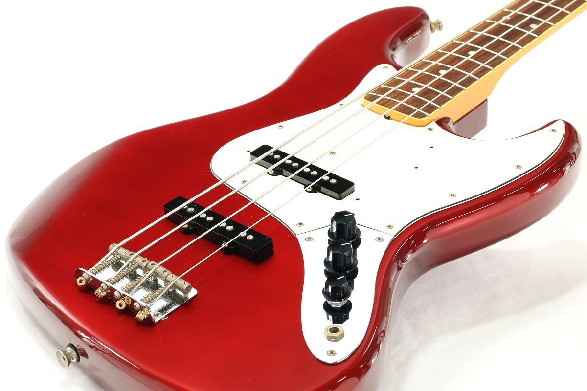 Fender Japan/Jazz Bass JB65B-85US MH Old Candy Apple Red フェンダージャパン B07DG3X5FV