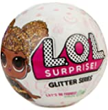 LOL Surprise Glitter, Sfera con Mini Doll a Sorpresa, 7 Livelli, Modelli Assortiti, 1 Pezzo