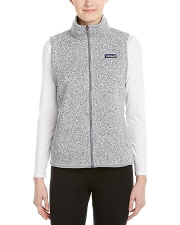 Amazoncom Patagonia Womens Better Sweater Fleece Vest