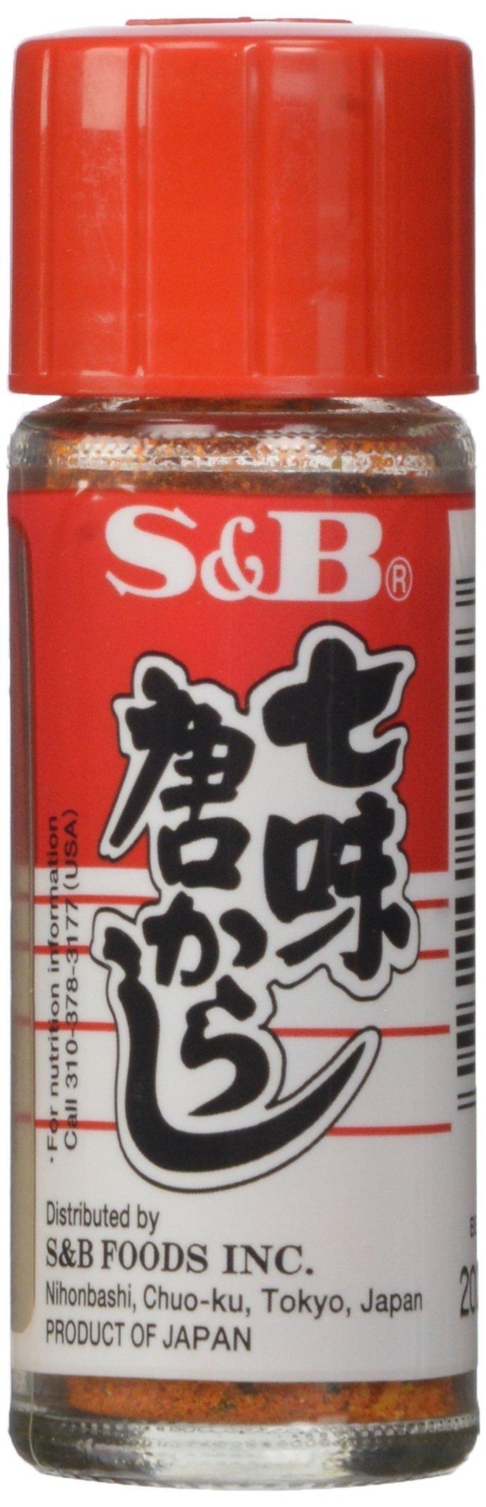 Spice Mixture Shichimi tougarashi SB 15g Japan