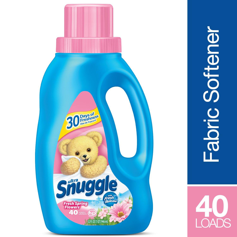 9fd698e490 Amazon.com   Snuggle Liquid Fabric Softener with Fresh Release ...