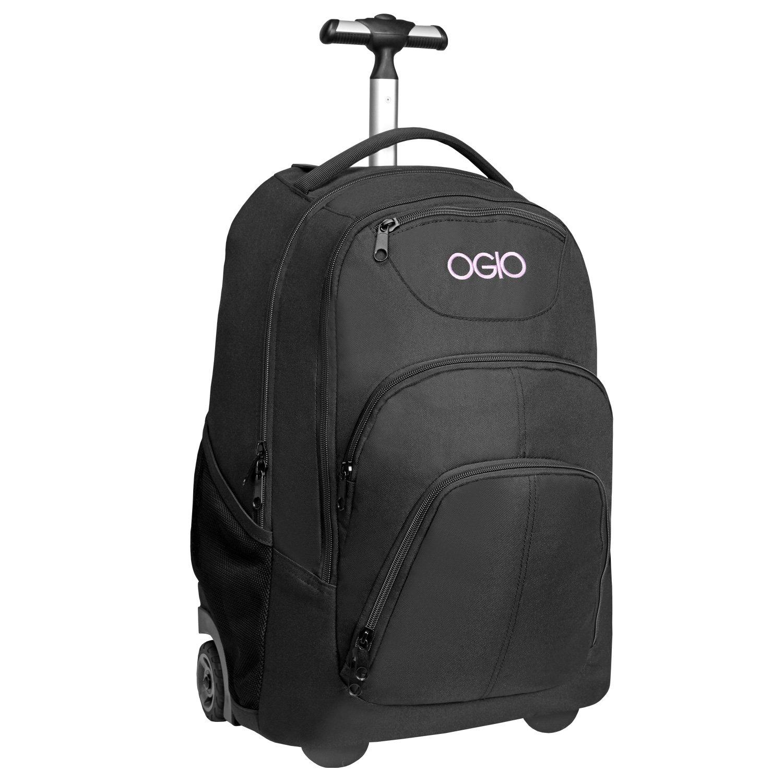 Amazon.com: OGIO Phantom Wheeled Day Pack, Large, Black Orchid ...