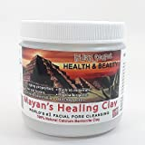 Mayan Secret - Indian Healing Clay - Deep Pore Cleansing Facial & Healing Body Mask | The Original 100% Natural Calcium Bentonite Clay (1 pound)