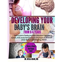 DEVELOPING YOUR BABY'S BRAIN FROM 0-6 YEARS: Guide on how to Develop your Baby's...