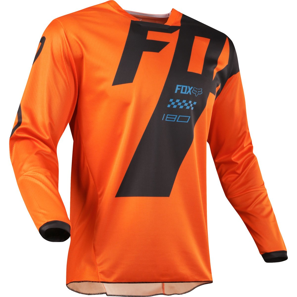 Fox Racing 2018 Youth 180 Mastar Jersey-Orange-YS