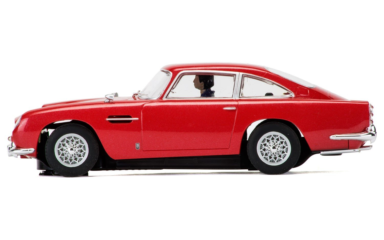 Scalextric C3722 Aston Martin DB5 Red Slot Car (1:32 Scale)