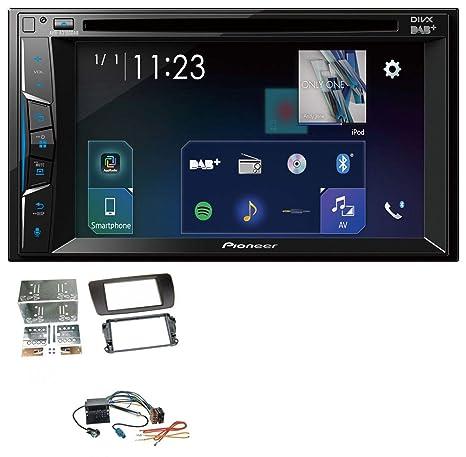 Pioneer A310 0dab Bluetooth DAB CD DVD MP3 2DIN Radio de coche para Seat Ibiza A