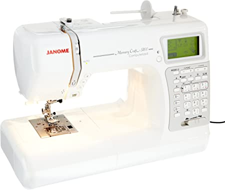 Janome Coser MC 5200: Amazon.es: Hogar